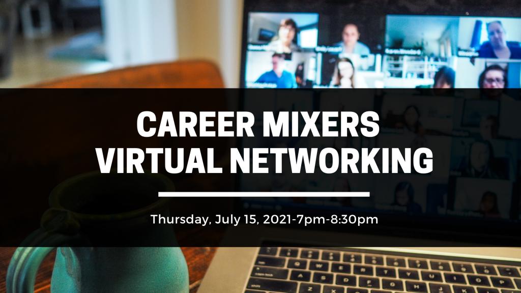 career mixers virtual networking